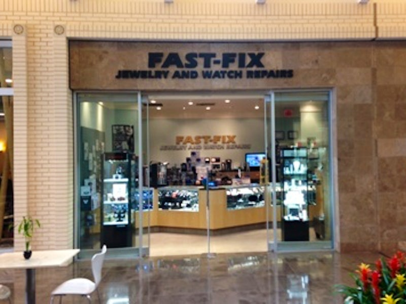 Fast Fix Jewelry & Watch Repairs in North Dallas