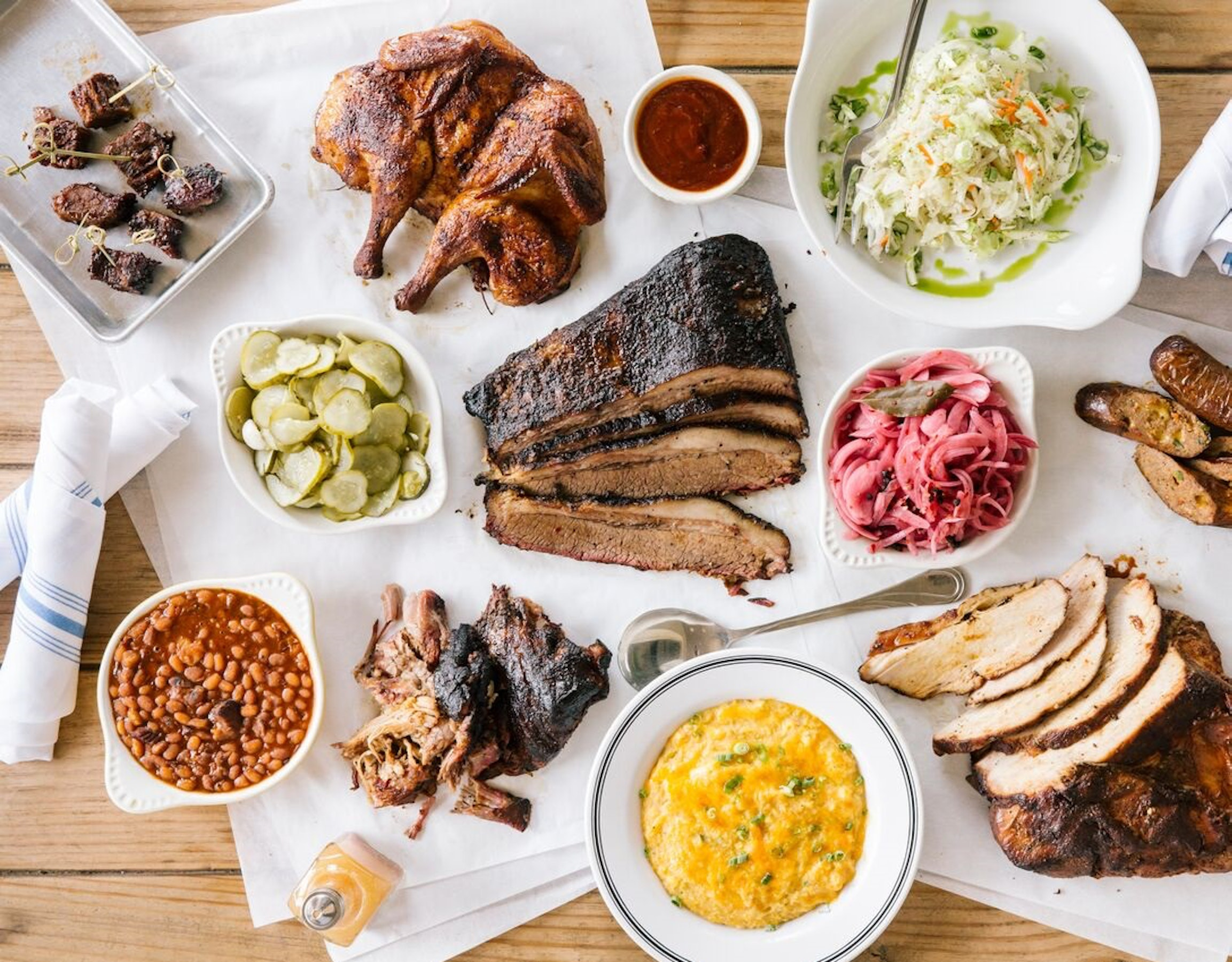 18th & Vine BBQ in Beyond Dallas