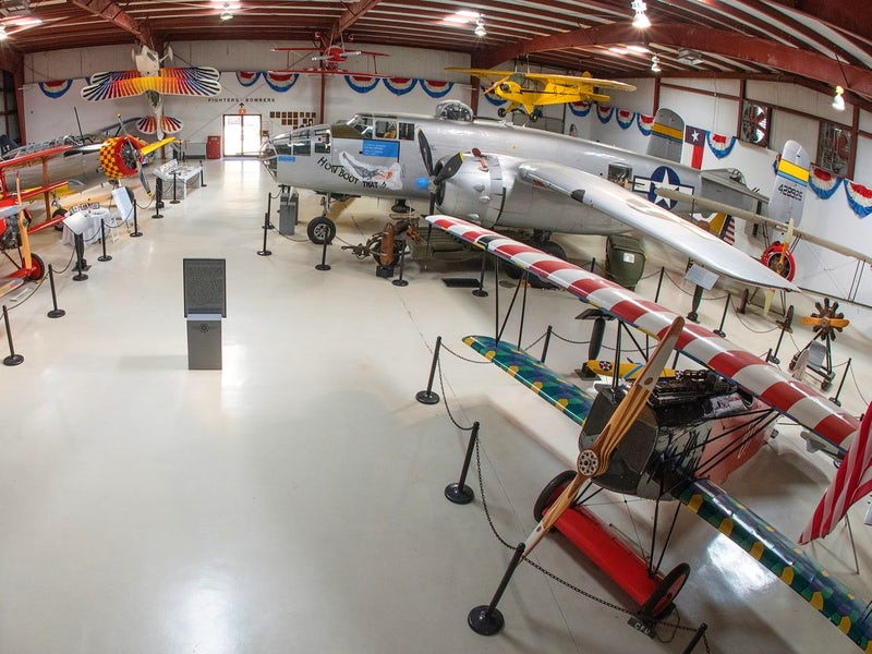 Cavanaugh Flight Museum in Addison