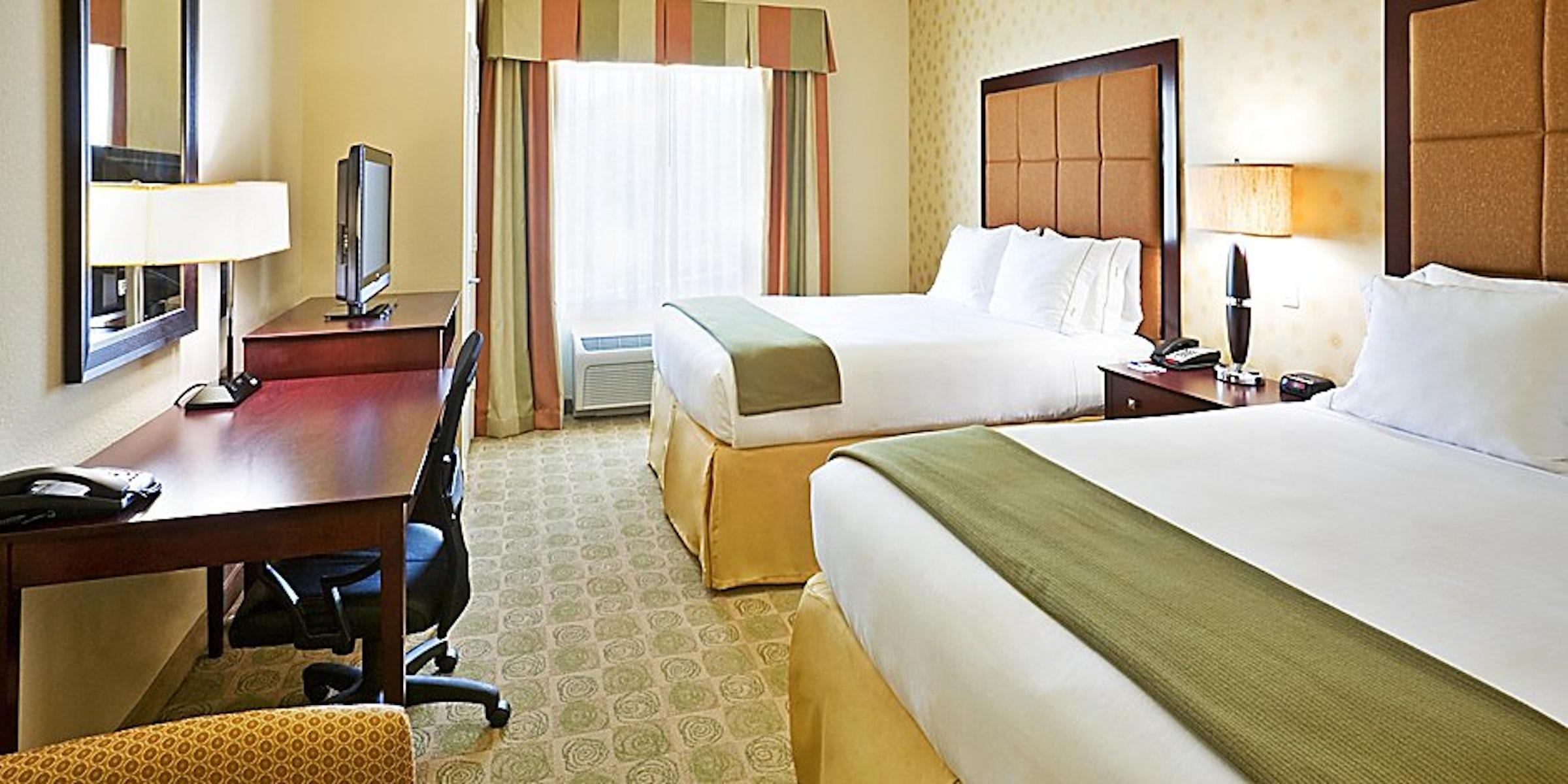 Holiday Inn Express & Suites Dallas East Fair Park in Beyond Dallas