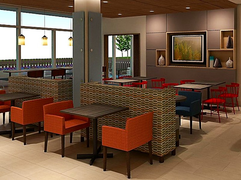 Holiday Inn Express & Suites Dallas Northeast - Arboretum in Beyond Dallas