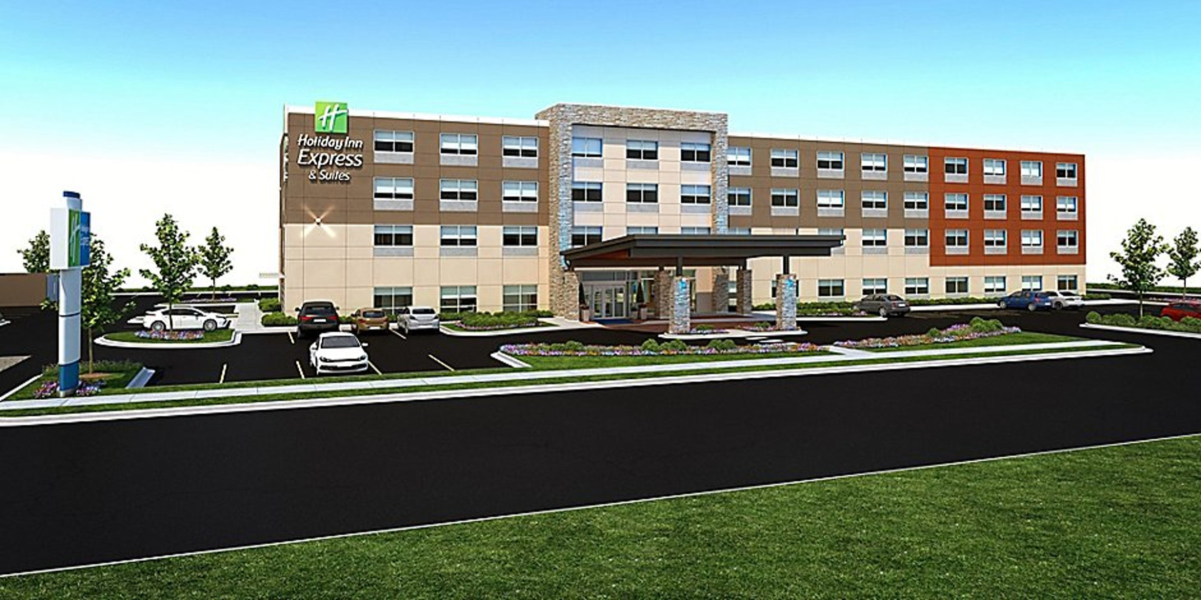 Holiday Inn Express & Suites Dallas Northeast - Arboretum in Beyond Dallas