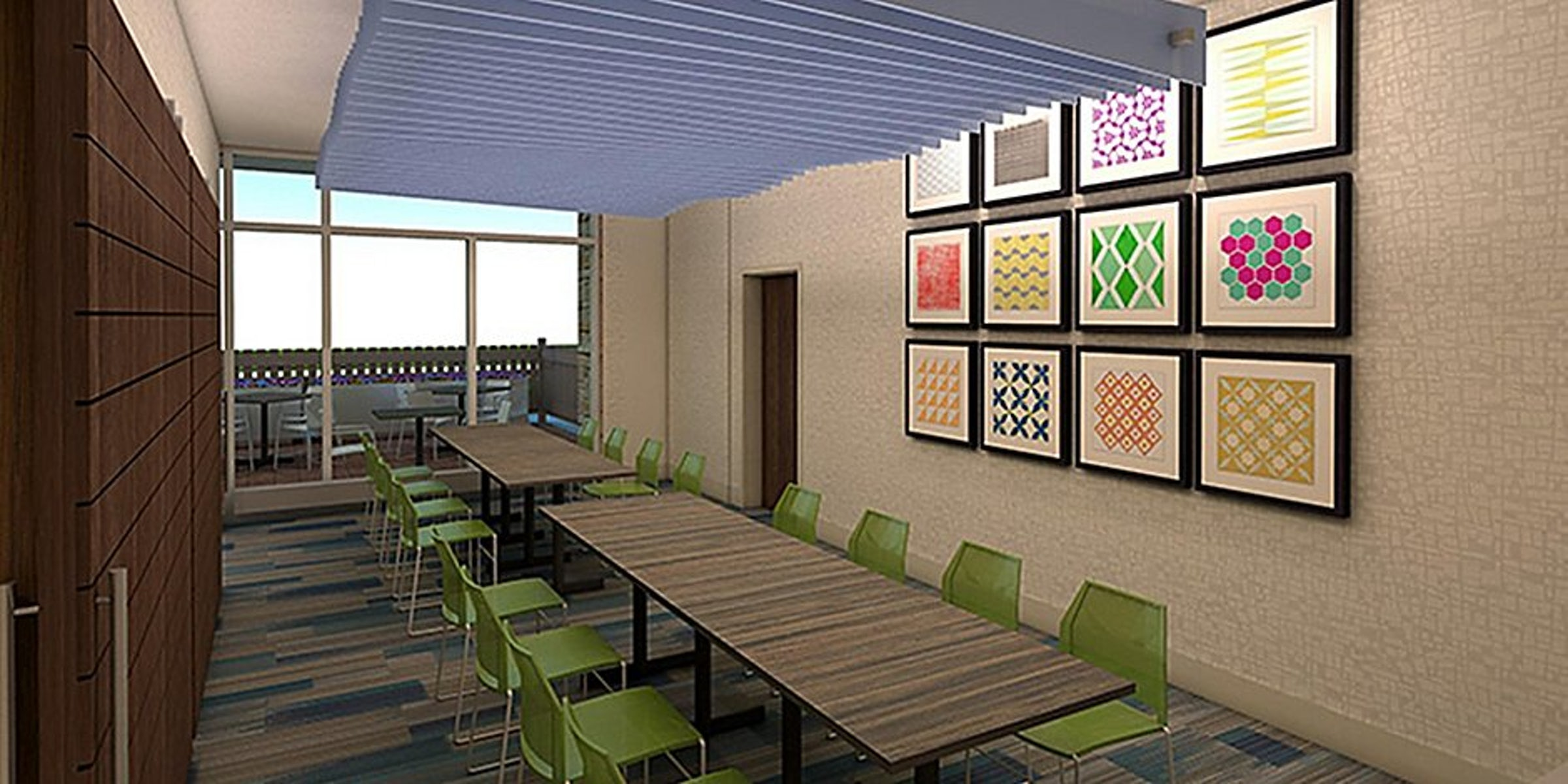 Holiday Inn Express & Suites Dallas Market Center-Love Field in Beyond Dallas