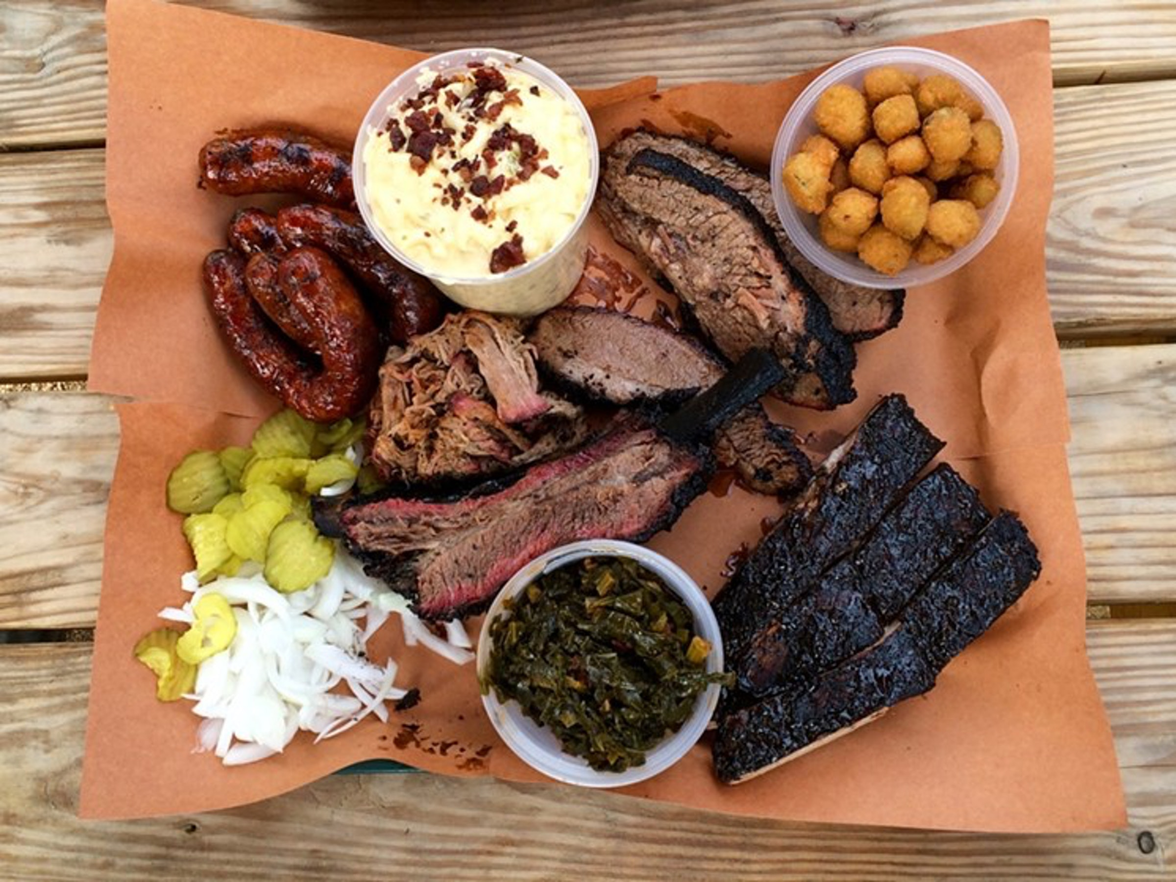 Pecan Lodge in Beyond Dallas