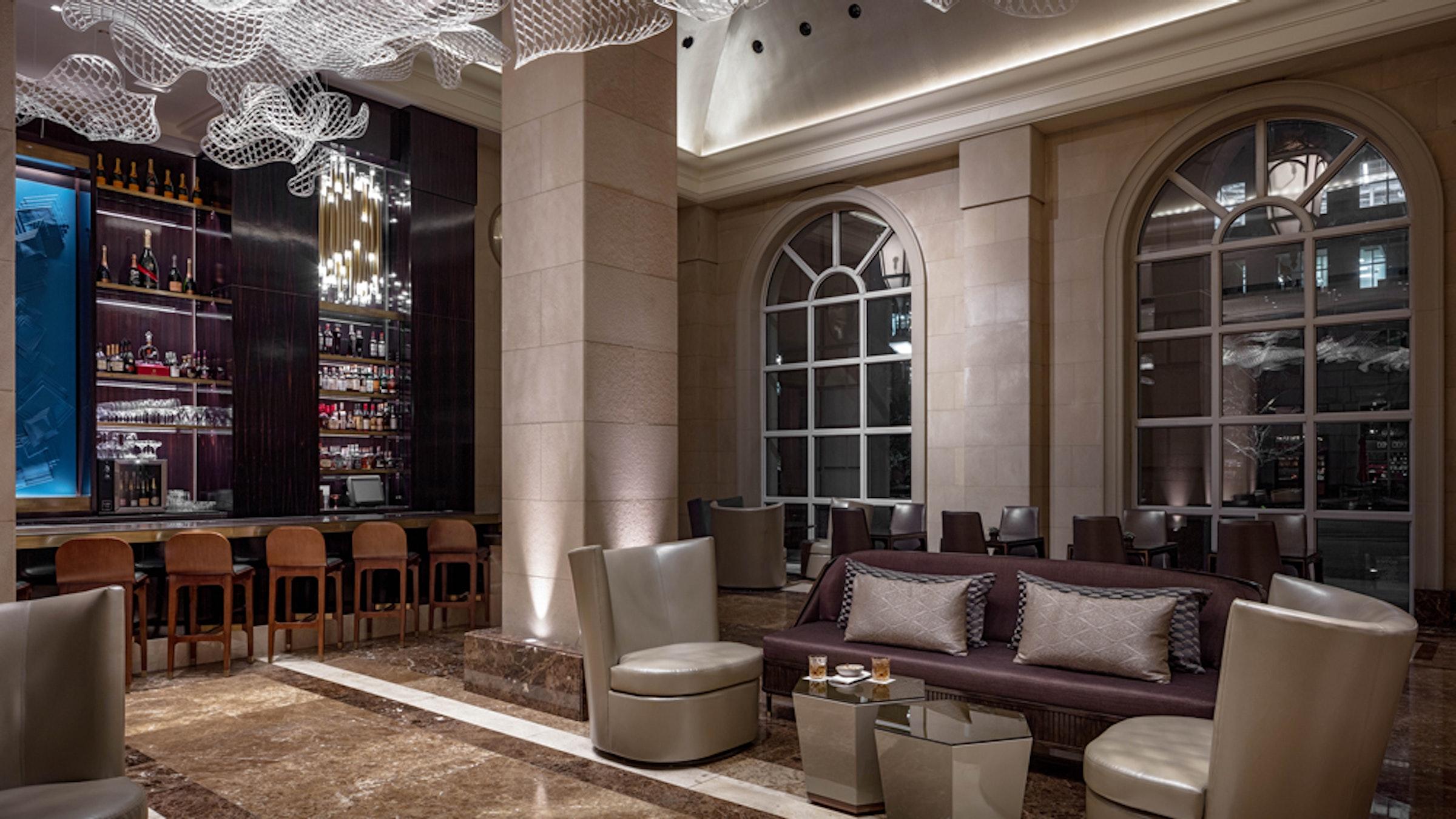 Hotel Crescent Court in Beyond Dallas