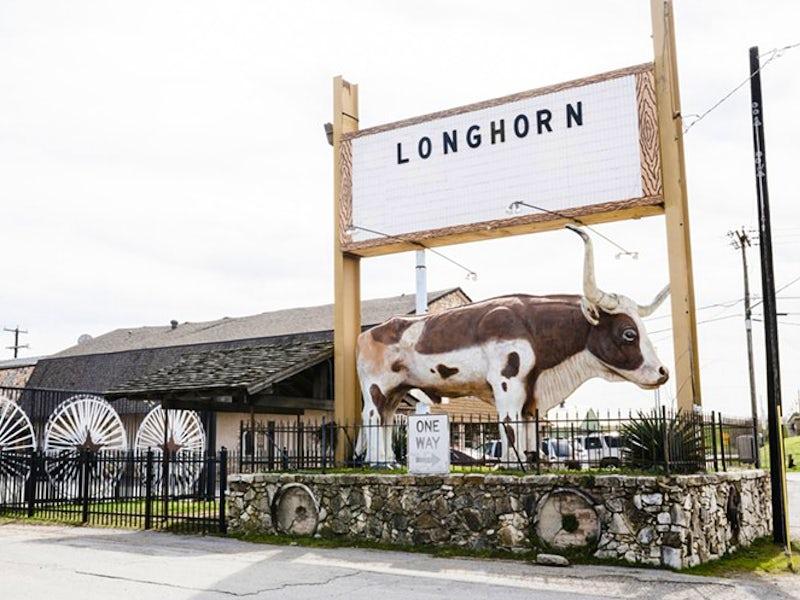 Longhorn Ballroom in South Dallas