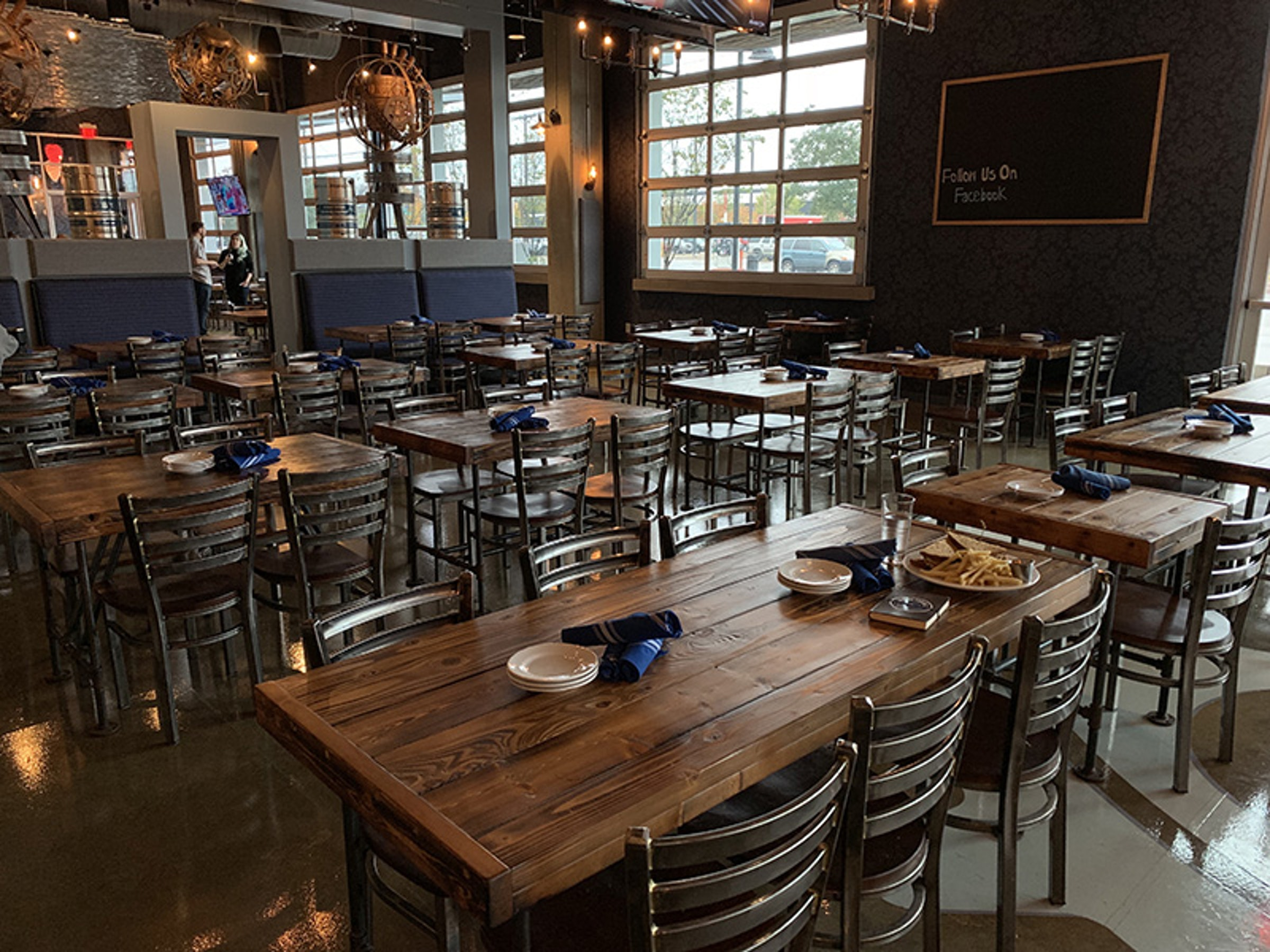 Steam Theory Brewing Company in Beyond Dallas