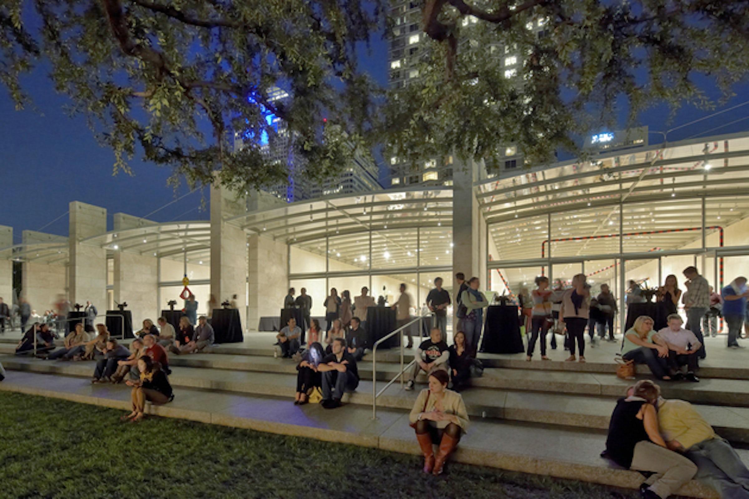 Nasher Sculpture Center in Beyond Dallas