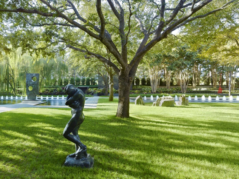 Nasher Sculpture Center in Beyond Dallas