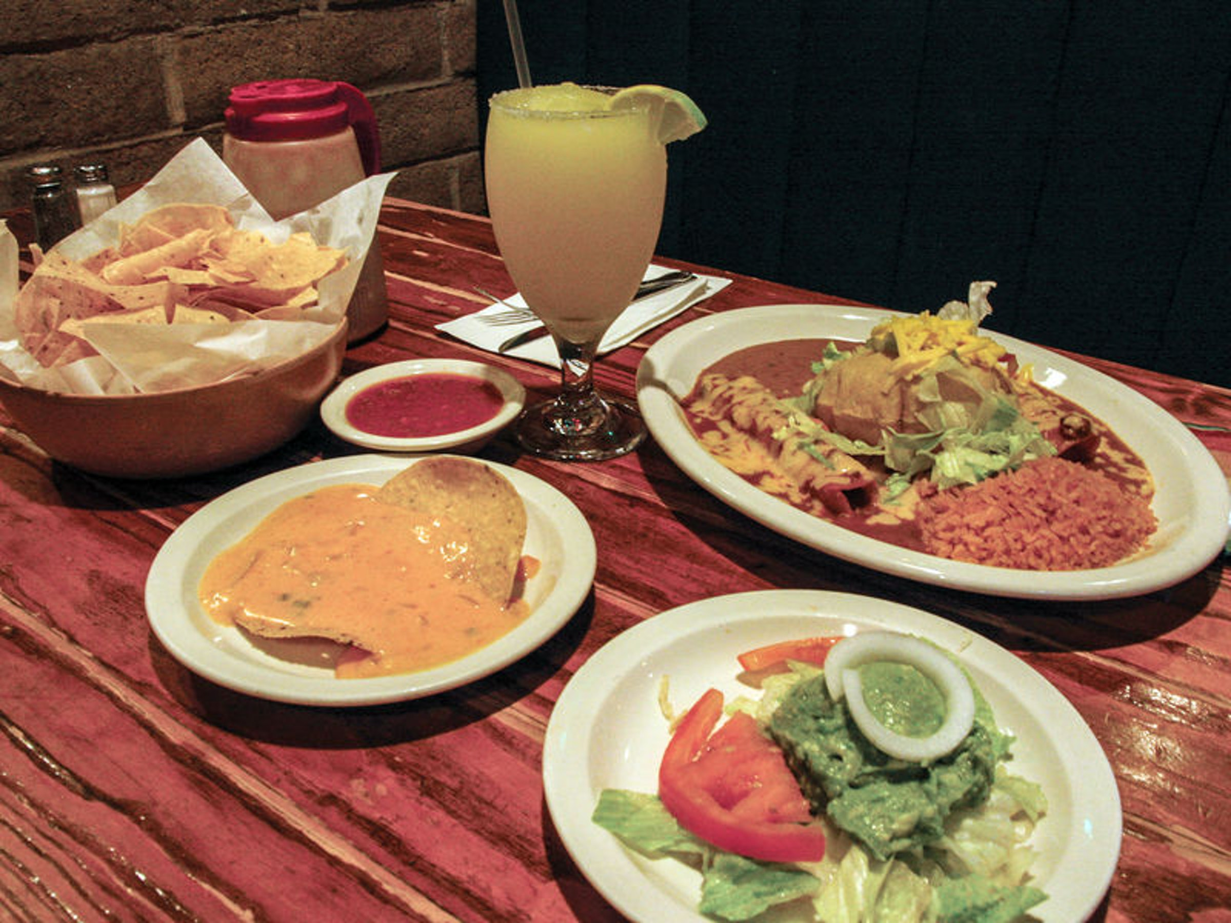 Ojeda's  Mexican Restaurant in Beyond Dallas