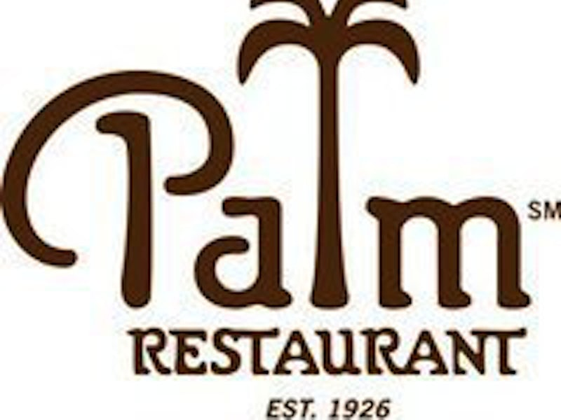 Palm Restaurant in West End