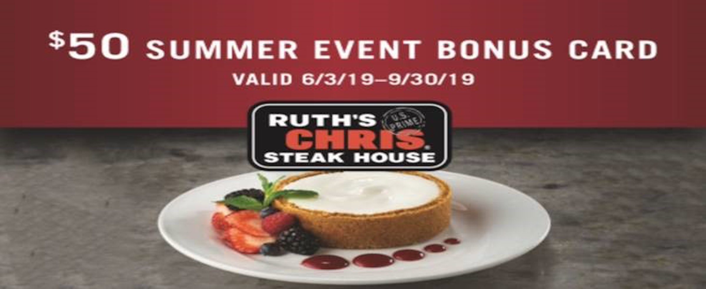 Ruth's Chris Steak House Dallas-Uptown in Beyond Dallas