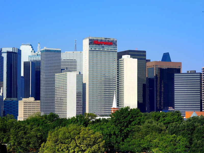 Closest Airport To Sheraton Dallas Hotel Dallas Texas