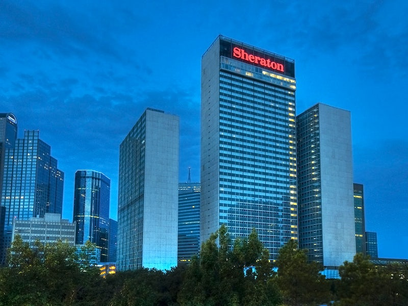 Sheraton Dallas Hotel in Downtown