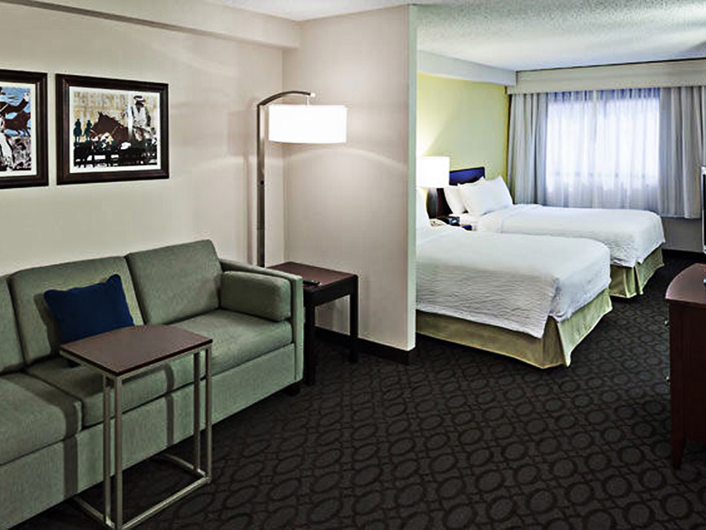 Springhill Suites by Marriott Dallas Downtown/West End in Beyond Dallas