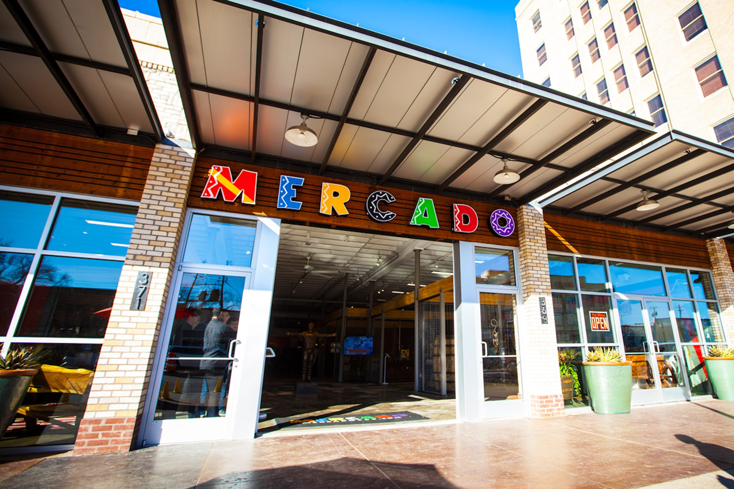 Mercado 369 in Beyond Dallas
