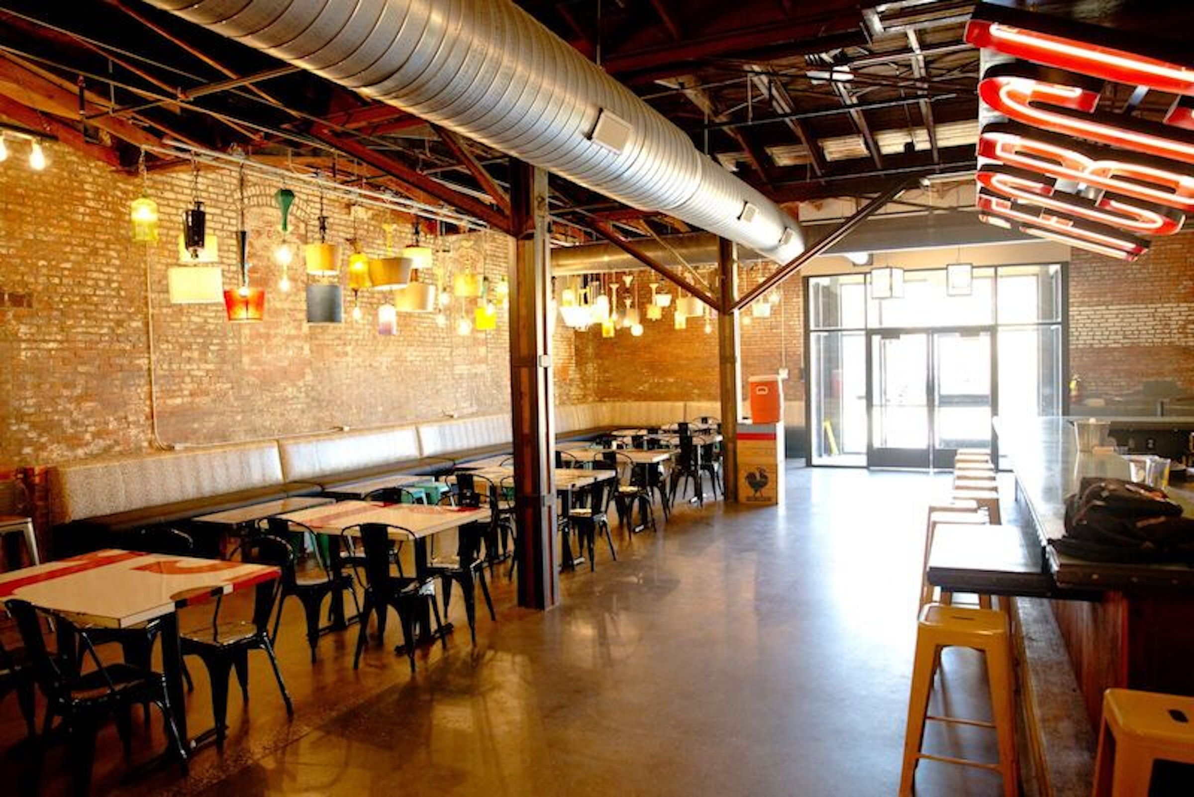 Four Corners Brewing Co in Beyond Dallas