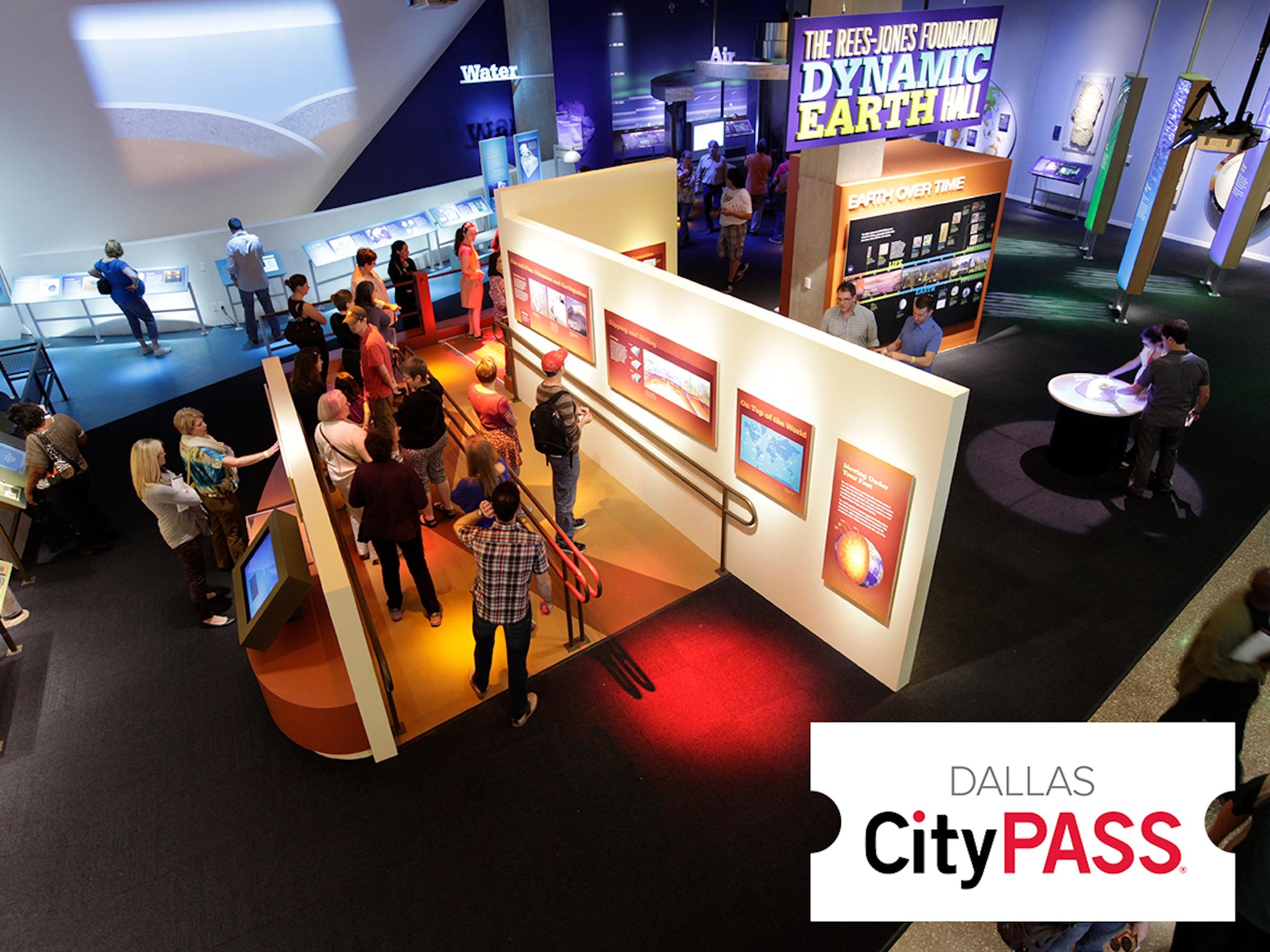 Dallas CityPASS in Beyond Dallas