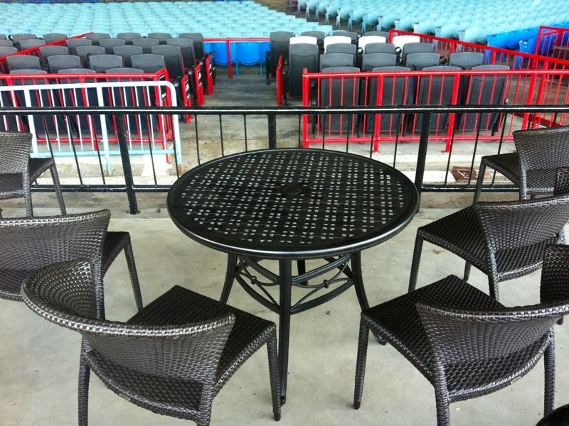 Live Nation Premium Seats in Fair Park