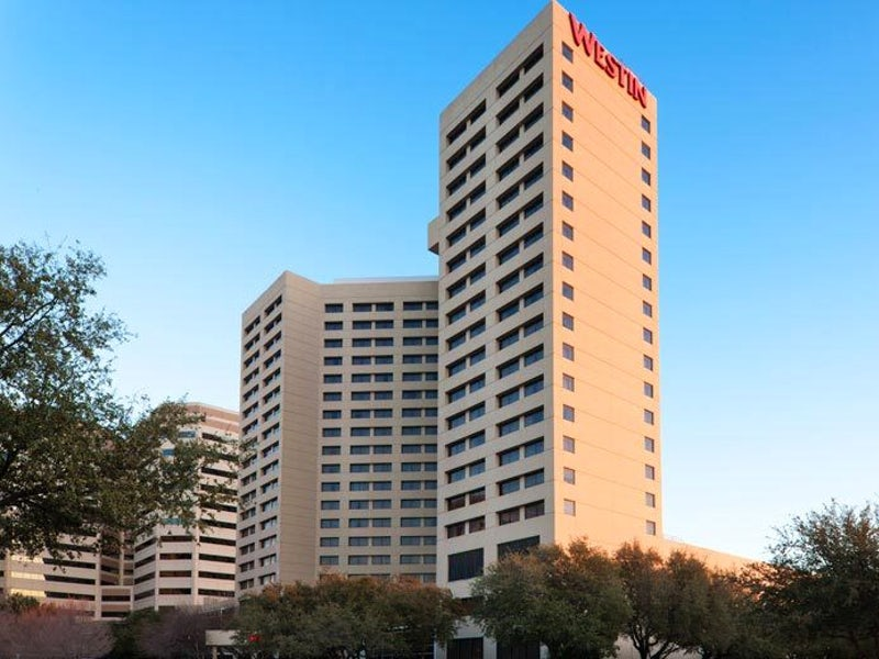 The Westin Dallas Park Central in North Dallas