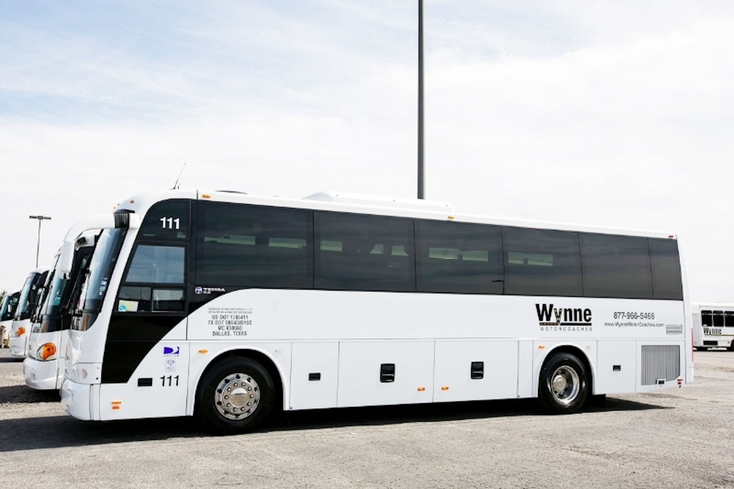 Wynne Sedan & Motorcoach in Beyond Dallas
